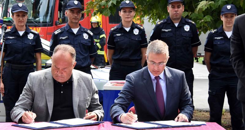 Protokol dva ministarstva kao osnov za bezbednost dece