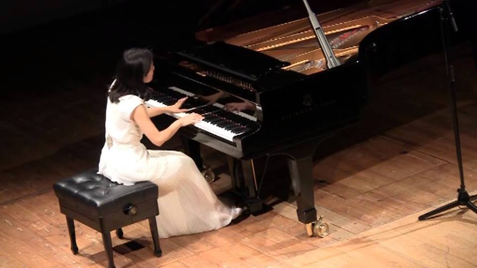 Pijanistkinja iz Japana oduševila Vranjance