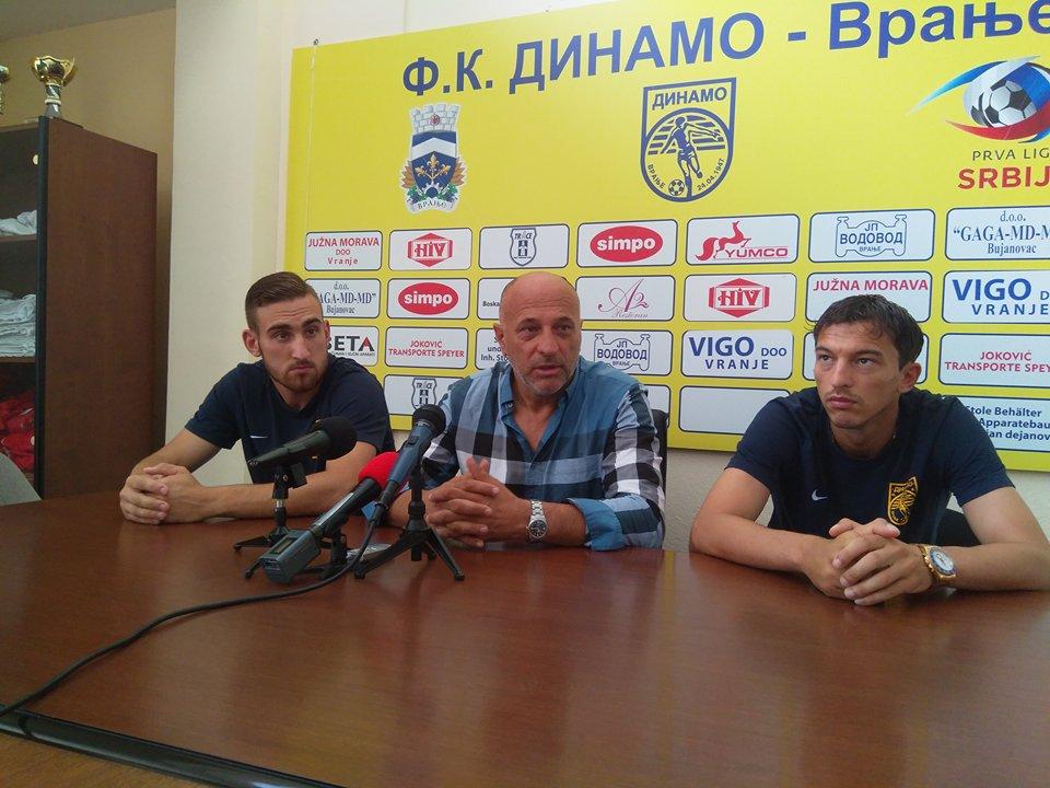 Dinamo: Radnički je jaka ekipa, čeka nas težak meč