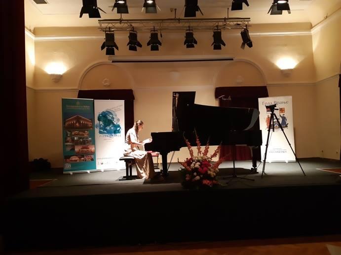 Završen Piano summer festival: Koncerti klasične muzike postaju tradicija u Vranju
