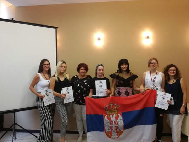Nagrade i specijalna priznanja za polaznice Regionalnog centra za talente