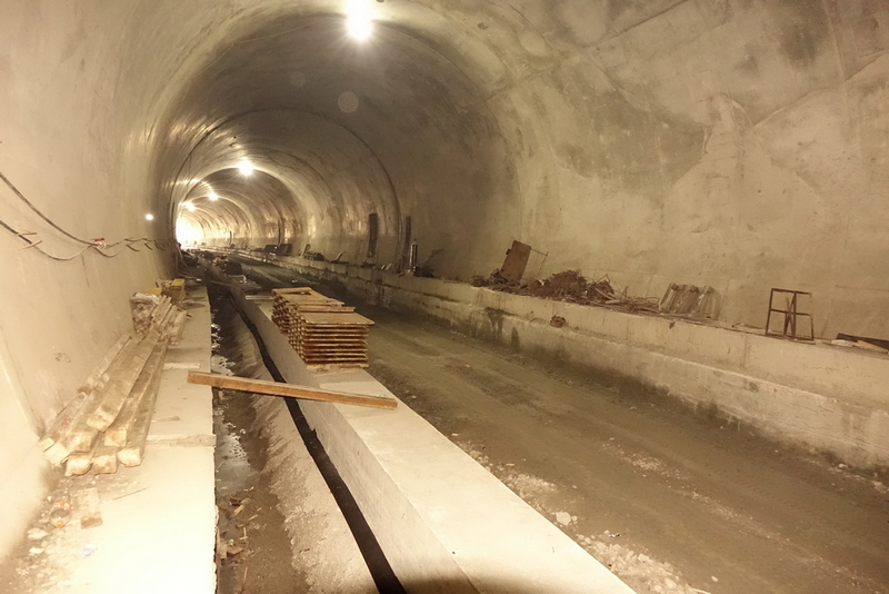 Koridori Srbije raskinuli ugovor sa italijanskom firmom koja gradi tunele na autoputu Niš-Pirot