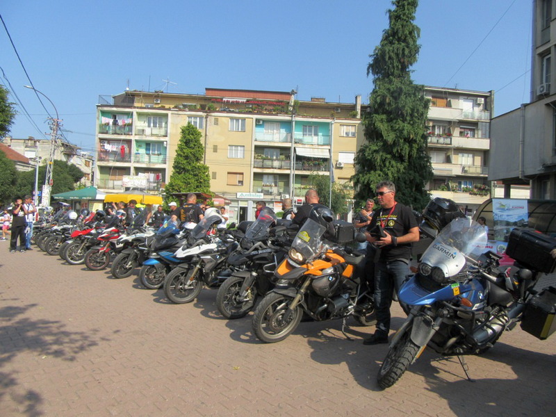 Motociklisti poručili: Nema Balkan relija bez Vlasotinca