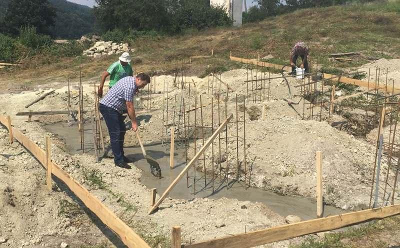 Gradi se crkva gde je pronađen novac Vuka Brankovića