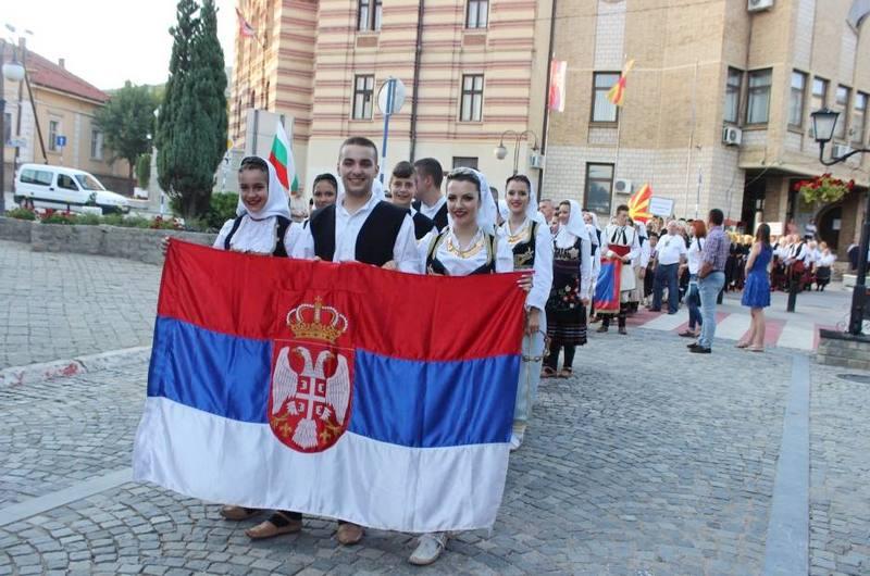 Sutra Međunarodni festival folklora, defile u 18 sati u centru Vranja