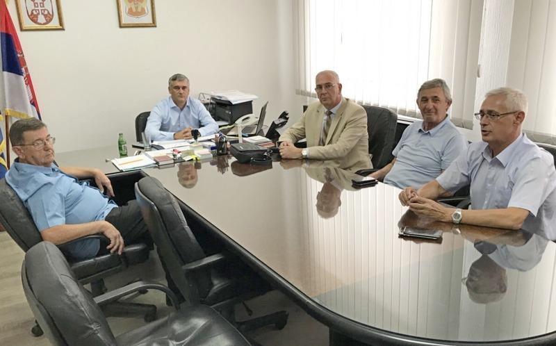 Predstavnike komore zanima i sport
