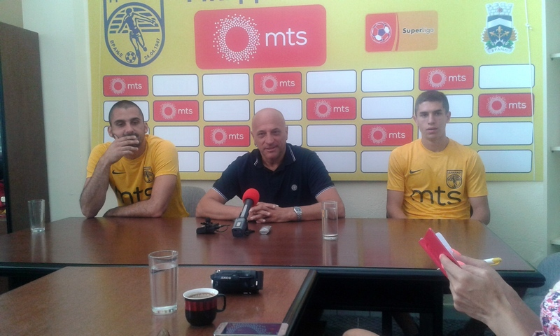 Dinamo: Osim pobede, drugog izbora nemamo