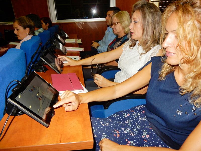 Elektronski sistem praćenja i glasanja u Skupštini Leskovca