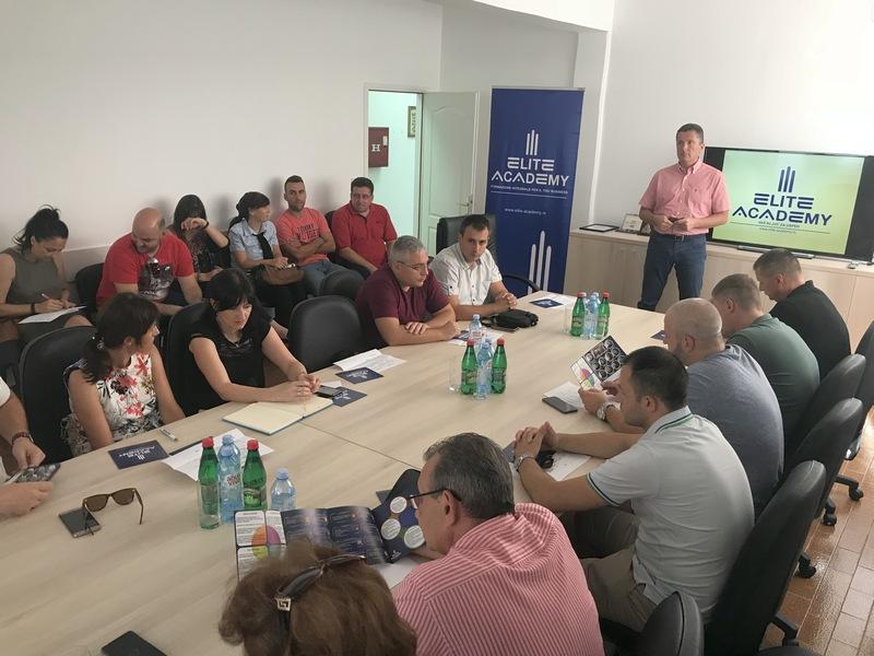 Predstavljen program Elitne italijanske akademije za hotelijerstvo i ugostiteljstvo u Pirotu