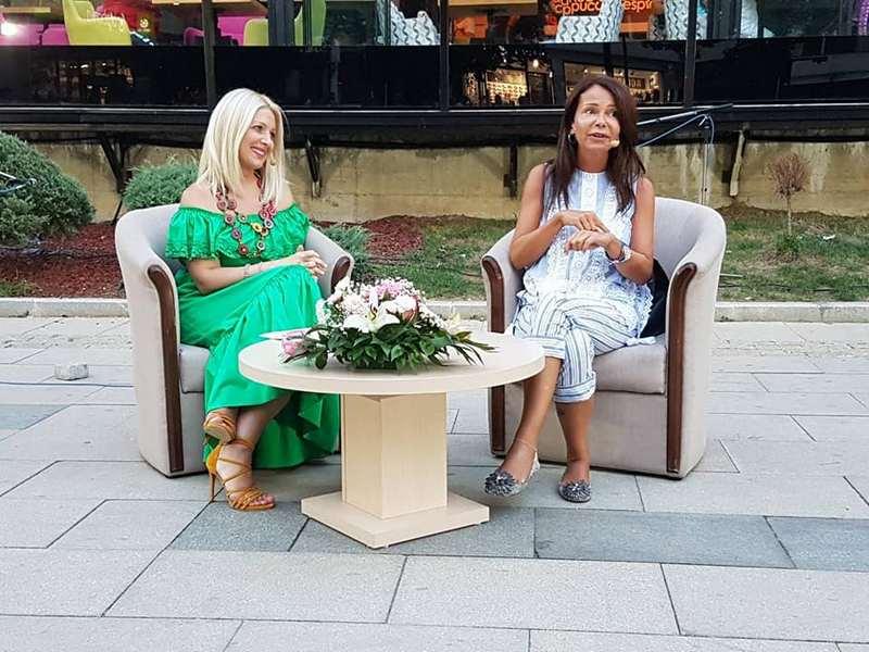 Jelena Bačić Alimpić: Volim Vranje jer je grad koji ima dušu