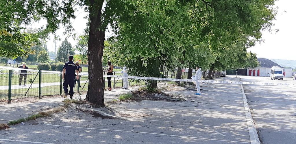 Izrešetan mladić kod stadiona Dubočice
