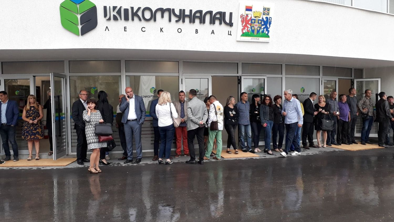 Uprave Komunalca i Pijace preseljene u nove skupe lokale