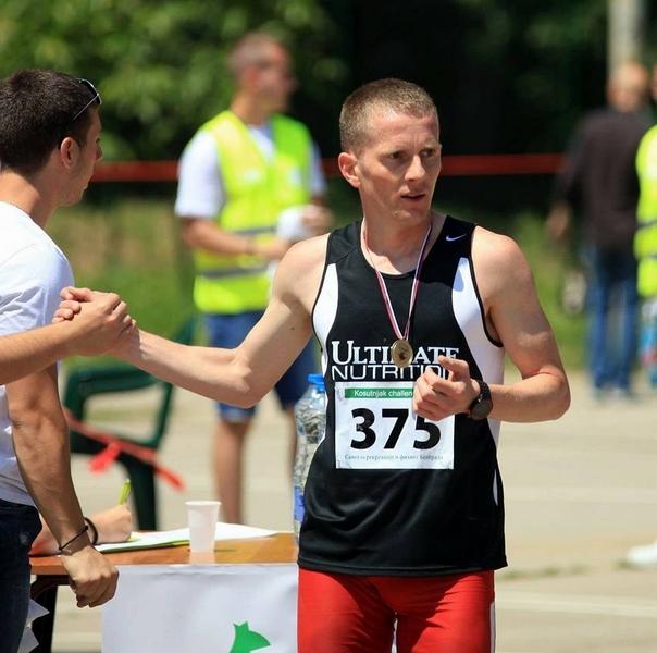 Kristijan Stošić bez konkurencije u planinskim maratonskim trkama