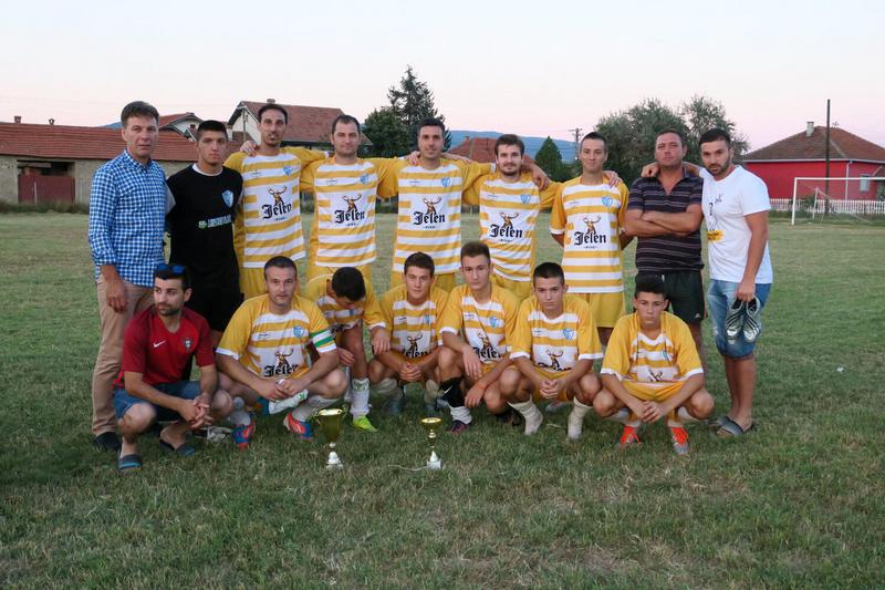 Sloga pobednik 40. memorijalnog fudbalskog turnira u Lipovici