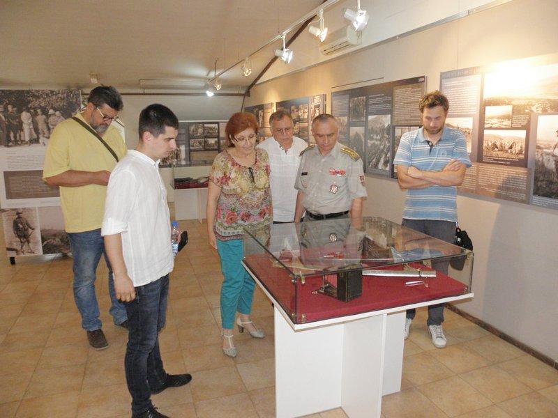 General Simović: Narodni muzej je BLAGO Leskovca