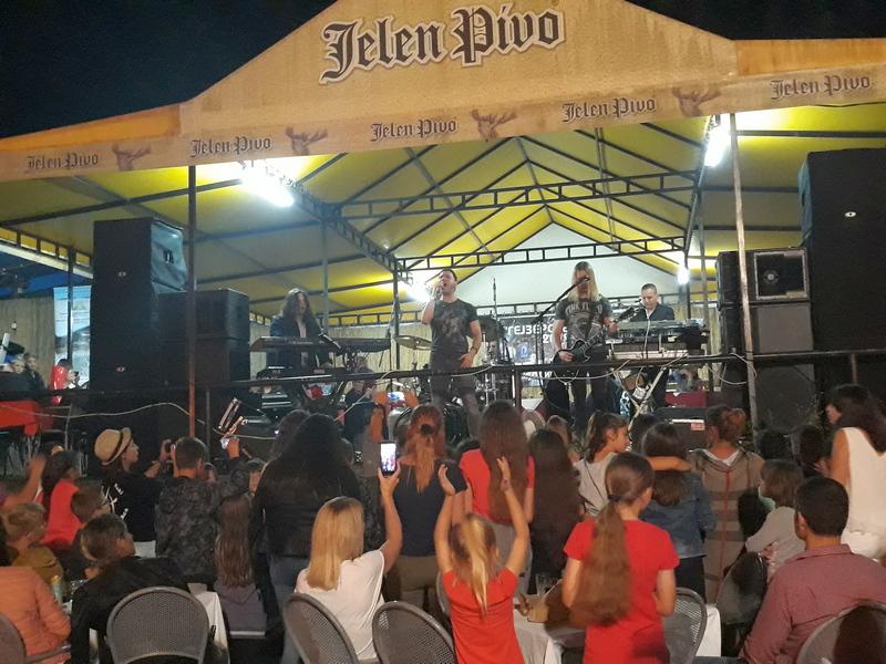 Amadeus bend priredio žurku za pamćenje u Sijarinskoj banji