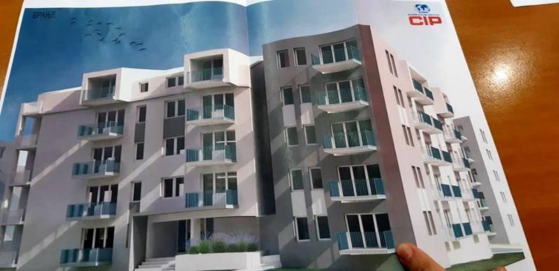 U Vranju će biti izgrađeno 186 stanova za pripadnike snaga bezbednosti