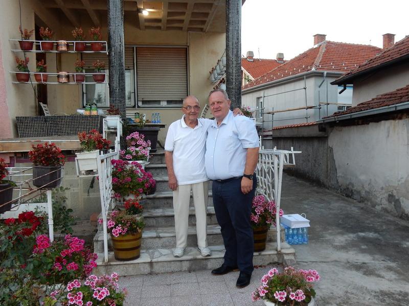 SLAVLJENIK IPAK DOBIO TORTU Stogodišnjaku gradonačelnik čestitao rođendan