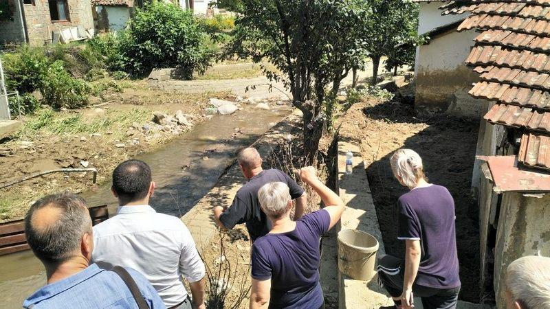 Grad će pomoći obnovu poplavljenih domaćinstava