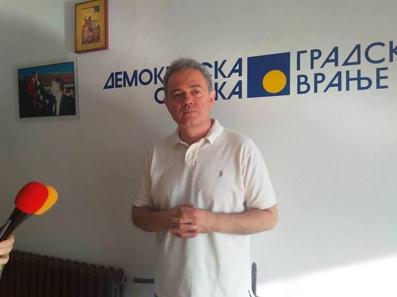 Lutovac: Nemamo demokratsku državu, slobodne izbore, ni slobodne medije