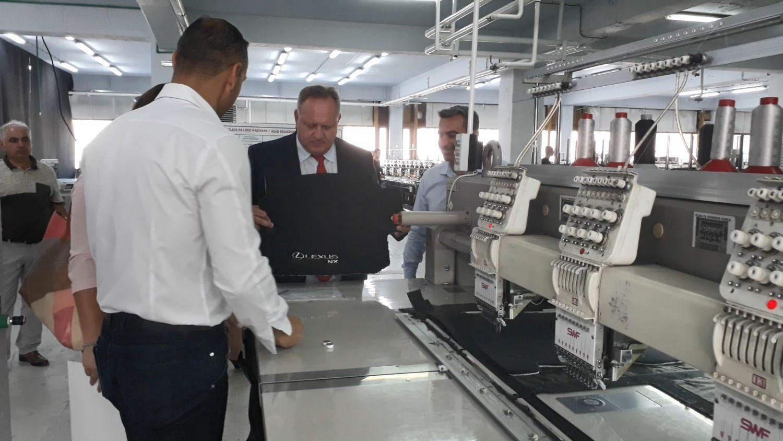 Gradonačelnik: Dovodim italijansku fabriku u Leskovac! Konkurišite, ja neću da se mešam (VIDEO)