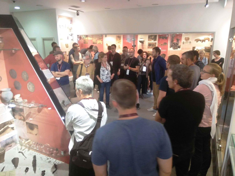 Oko 250 arheologa iz 40 zemalja obišli Narodni muzej u Leskovcu, a ovo ih je impresioniralo