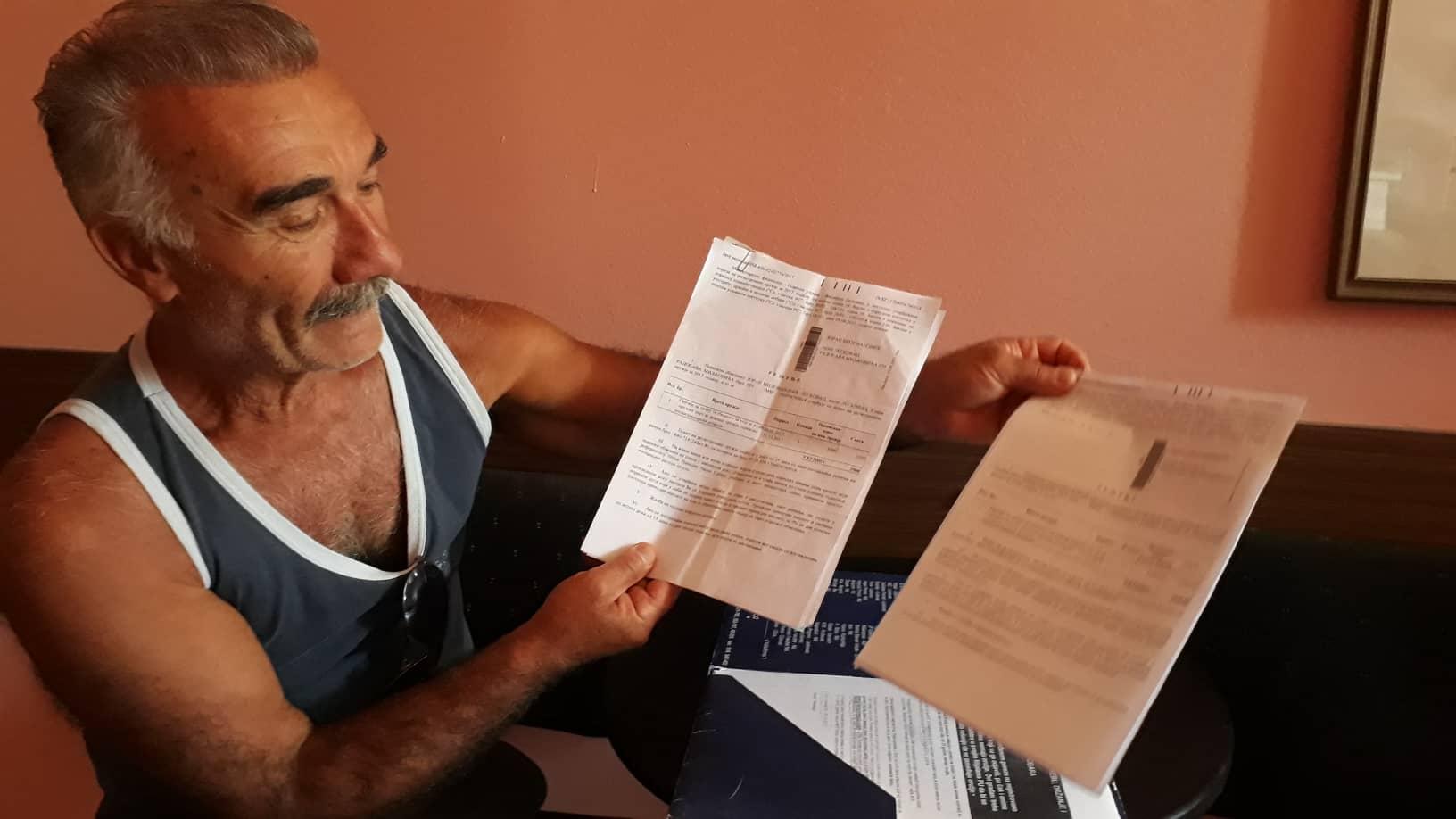 Ukrali mu pištolj pre 20 godina, a sad mu stiglo rešenje da plati porez na njega
