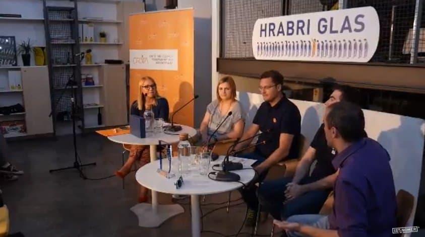 """HRABRI GLAS: """"Građani su zaboravili da koriste svoja prava, a sistem to koristi"""""""