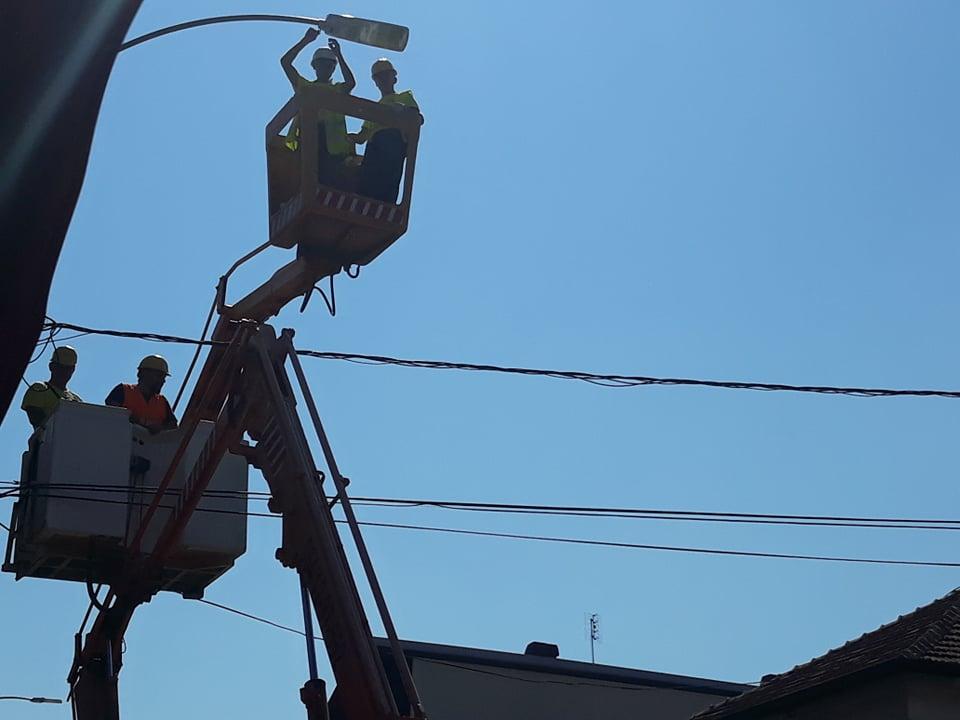 Svetoilijska ulica uskoro dobija LED osvetljenje