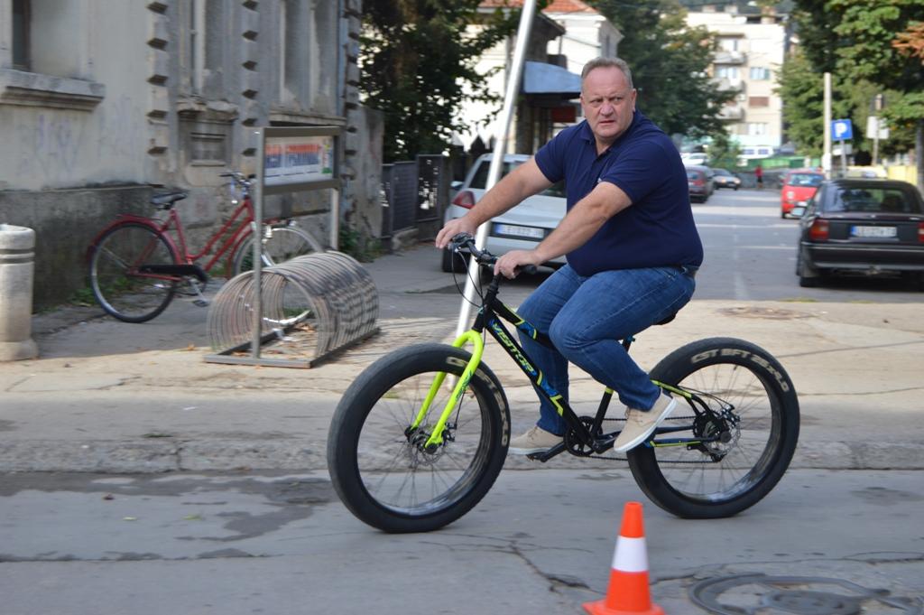 Gradonačelnik Leskovca podržao akciju Dan bez automobila