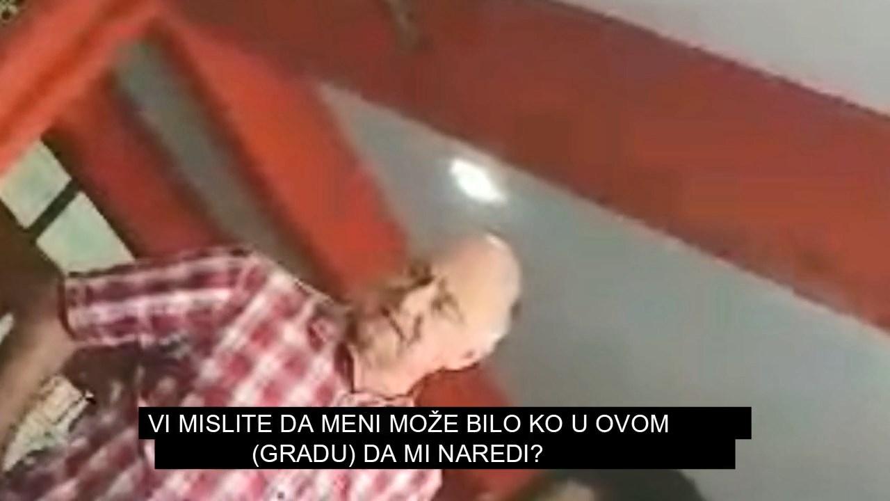 Gradimir Ilić: Meni samo Vučić može da naredi! (VIDEO)