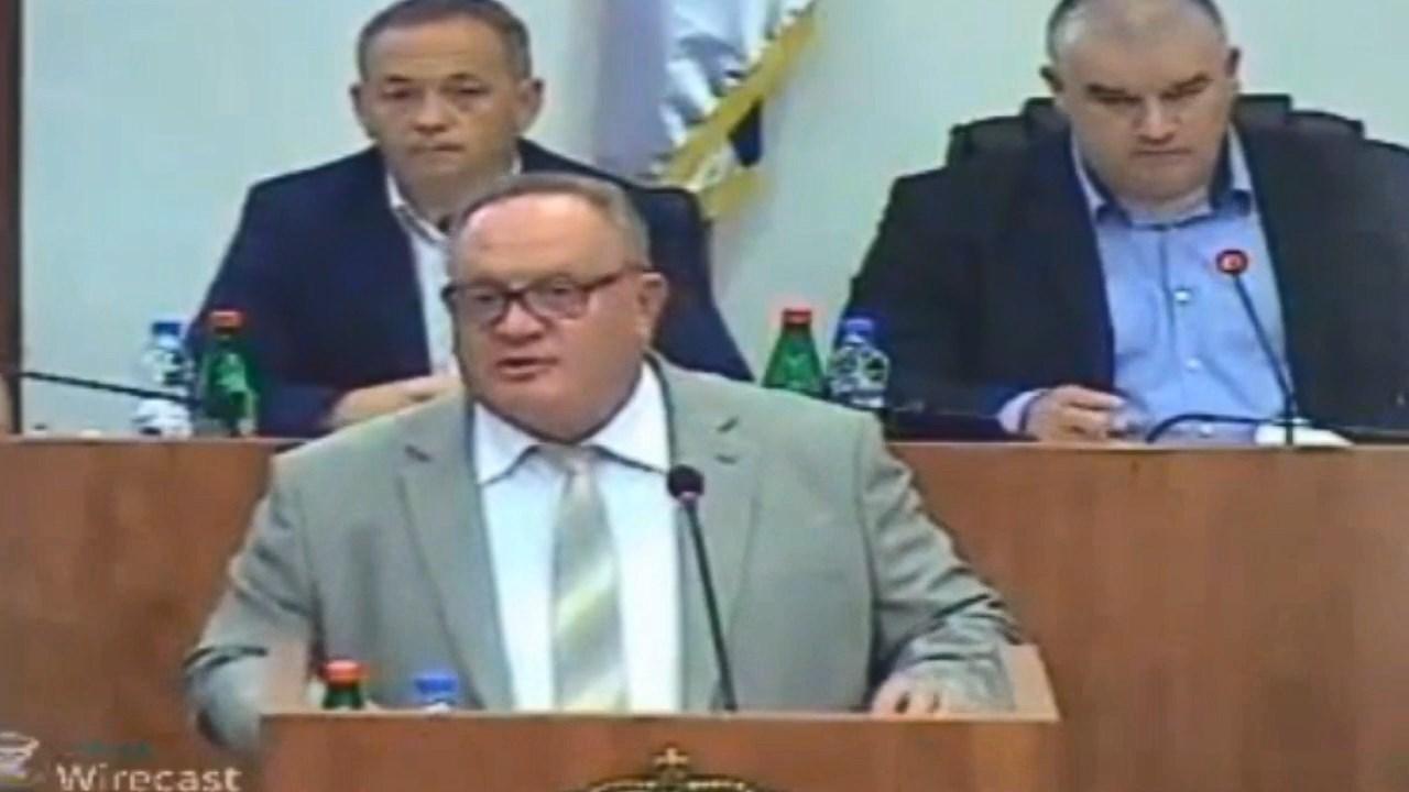 Gradonačelnik Leskovca objašnjava zašto je izvršenje budžeta malo (VIDEO)