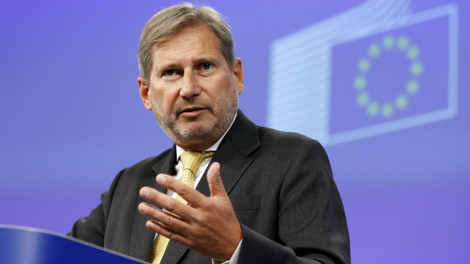 EU ne odbacuje razmenu teritorija između Srbije i Kosova