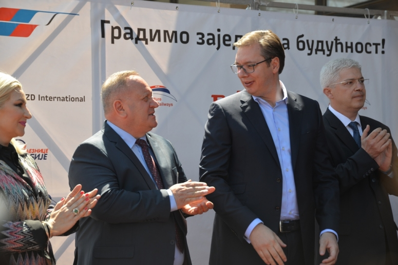 Cvetanovićeva podrška Vučiću oko Kosova