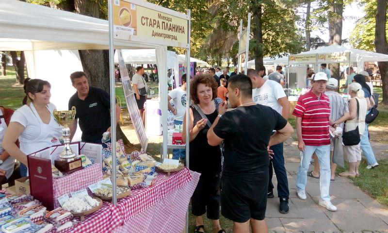 Festival sira i kačkavalja, praznik pod zidinama Momčilov grada