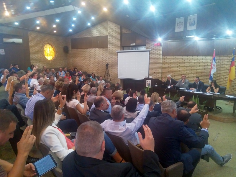 Odbornici usvojili predlog Odluke o izradi nacrta statuta grada Vranja