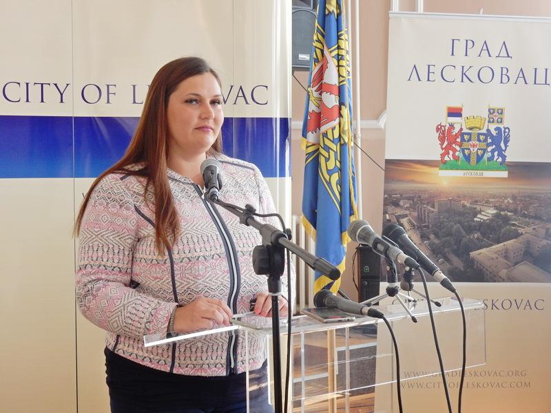 Grad Leskovac dobio oko 7 miliona za razvoj ženskog preduzetništva