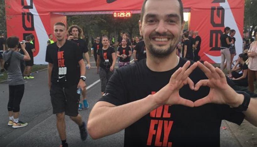 Leskovčanin sa presađenim srcem istrčao polumaraton od 10 kilometara