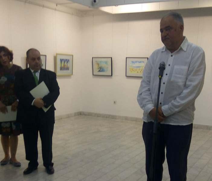 "Izložba akvarela ""Mediteraneo"" otkriva lepotu četiri mediteranske zemlje"