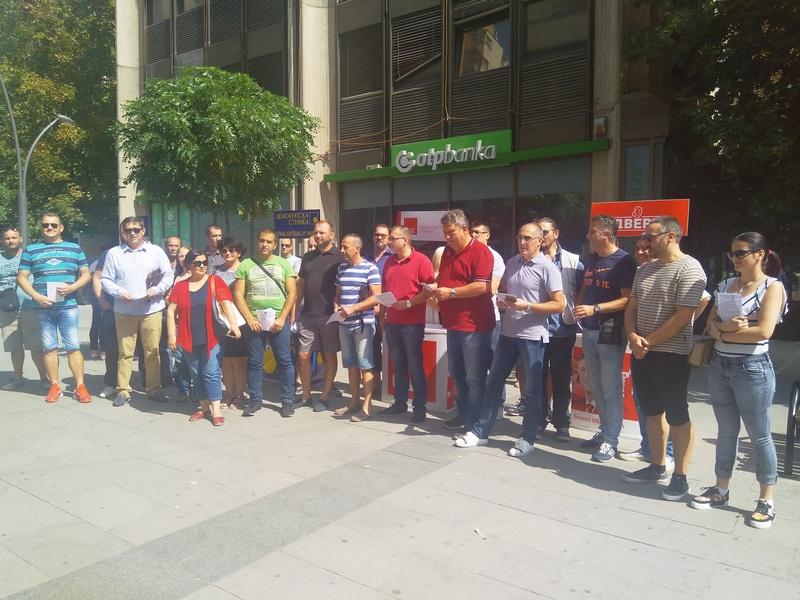 Vranjska opozicija najavila promociju Saveza za Srbiju u Vranju