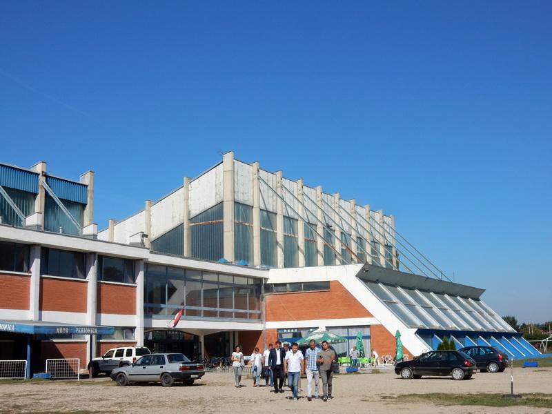 Završena rekonstrukcija krova u SRC Dubočica