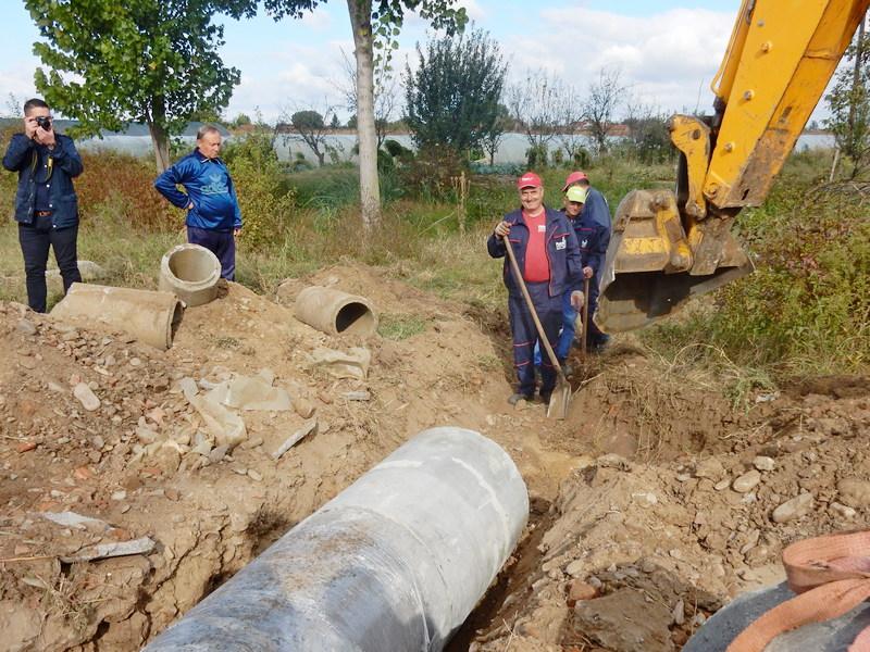 Izgradnja kanala Tulovske reke kreće od jula