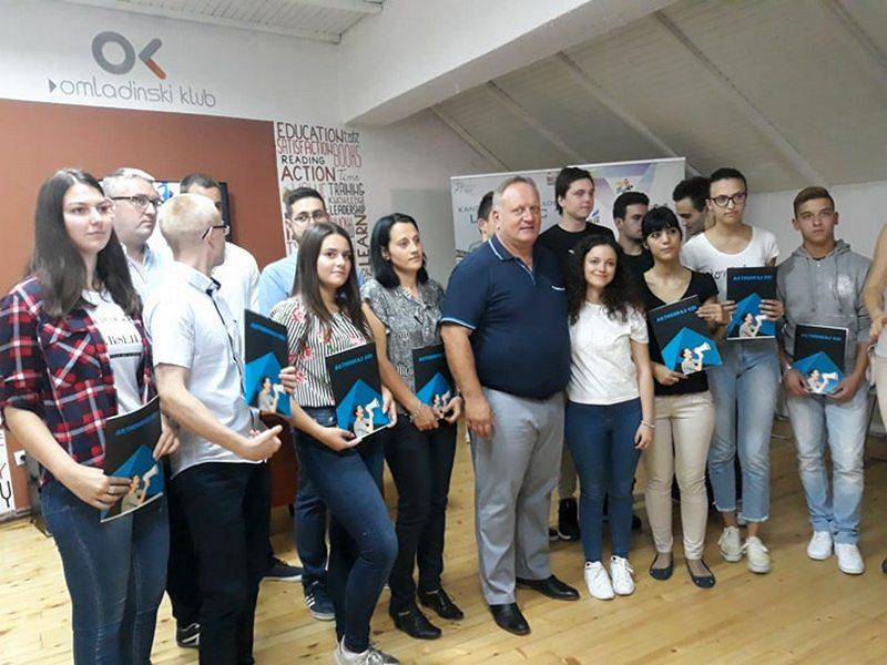Grad Leskovac finansira 11 omladinskih projekata