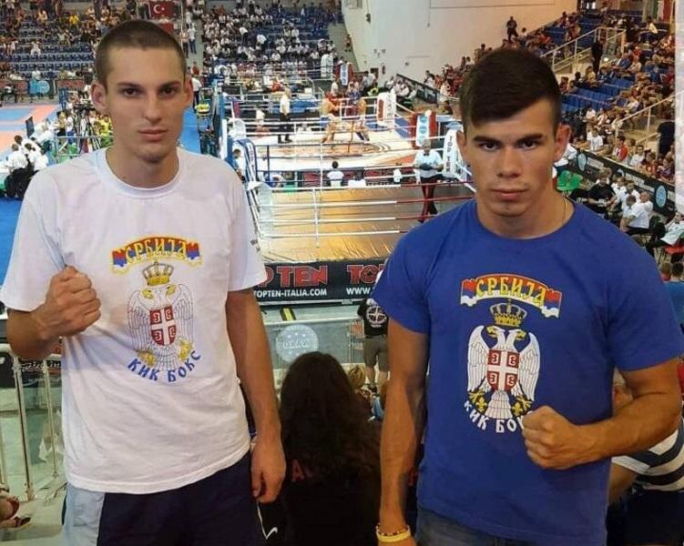 Srpski kik-bokseri osvojili 21 medalju na Svetskom prvenstvu