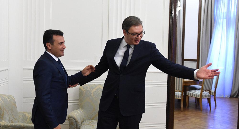 Vučić i Zaev sutra na prelazu Preševo–Tabanovce