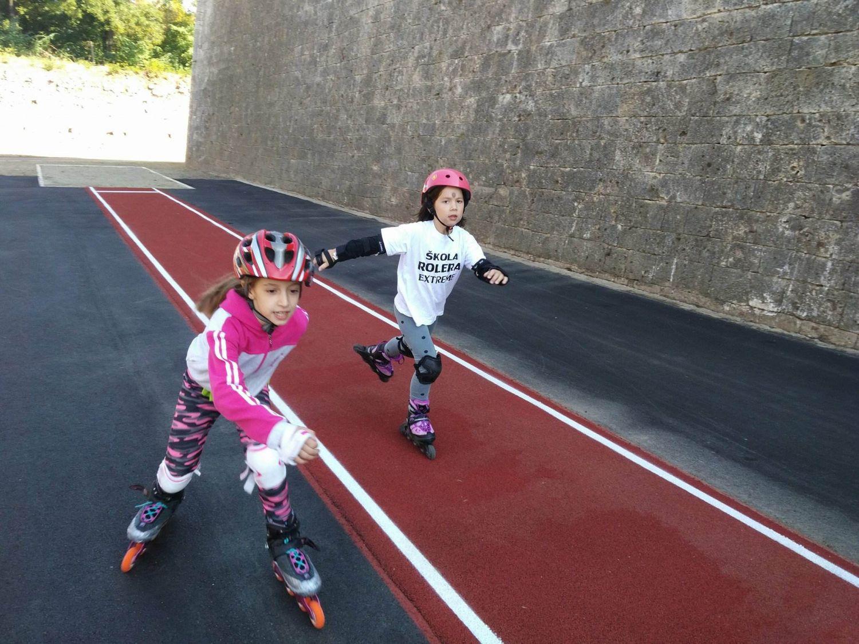 "Otvoren obnovljeni sportski kompleks ""Rovče"""