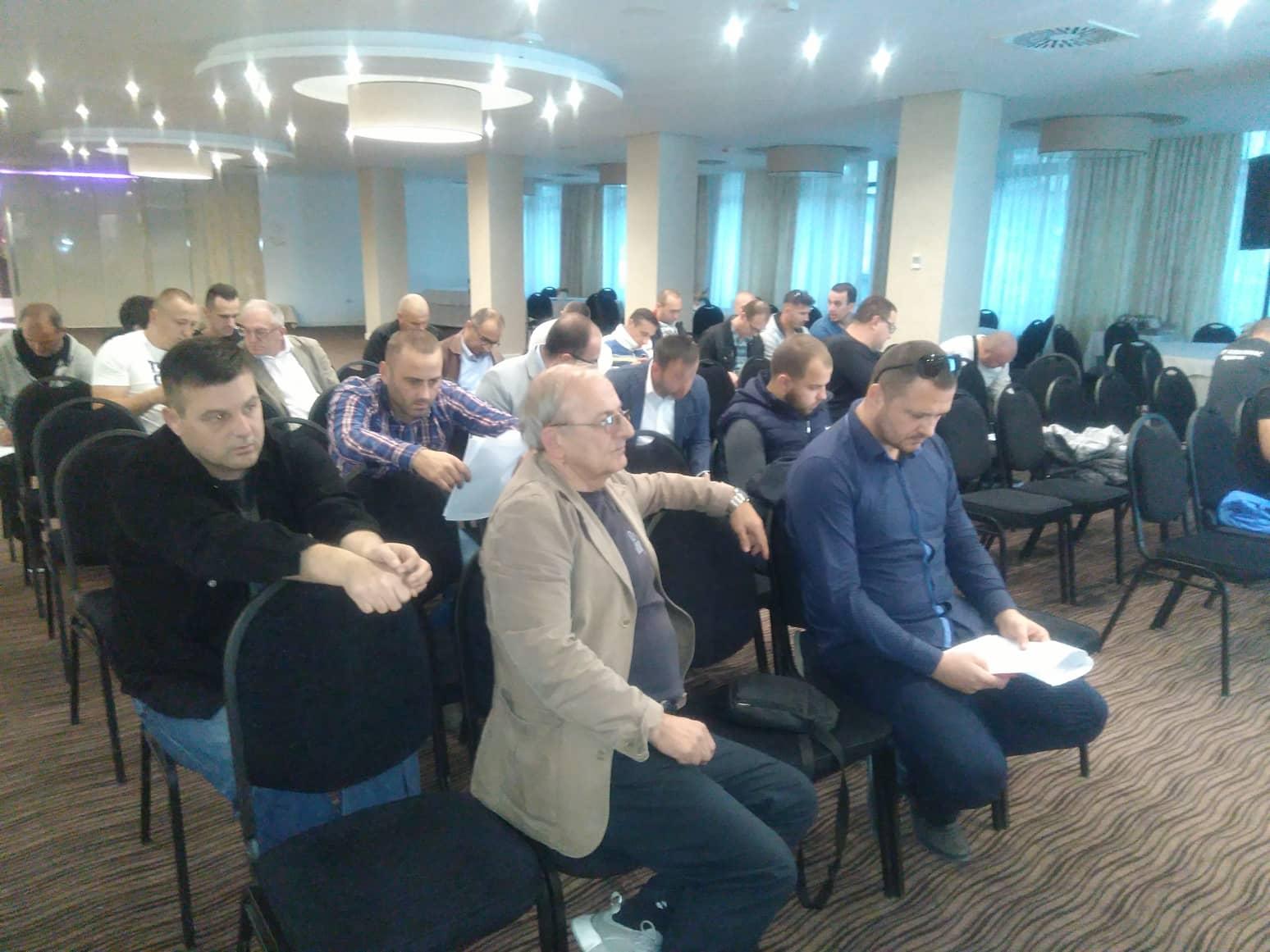 Konferencija futsal klubova: FS RIS nije upoznat sa promenama u sistemu takmičenja!