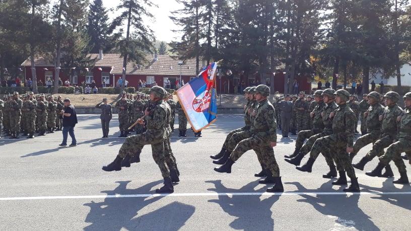 "Obeležen dan kasarne ""Vojvoda Petar Bojović"": Leskovac se ponosi svojim vojnicima!"