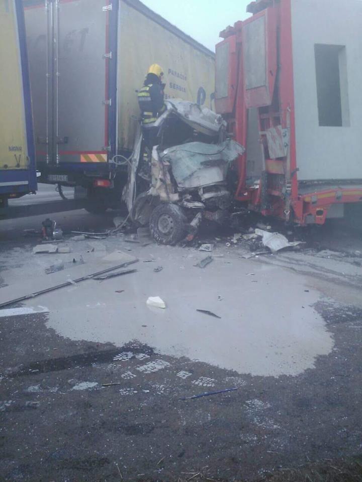 Osma žrtva lančanih udesa na autoputu, hitno potrebna krv!