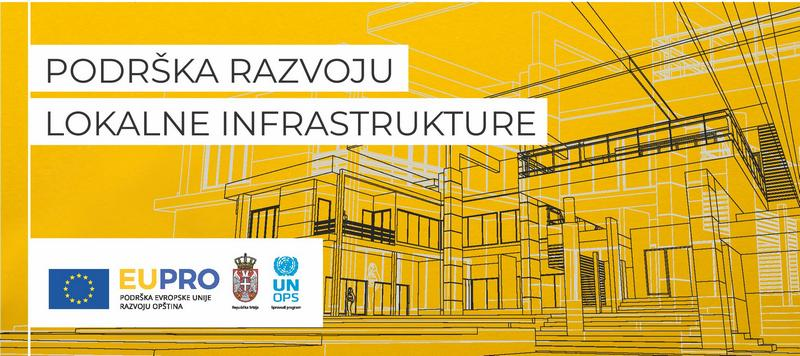 Za unapređenje lokalne infrastukture od EU jugoistoku Srbije 4,2 miliona evra